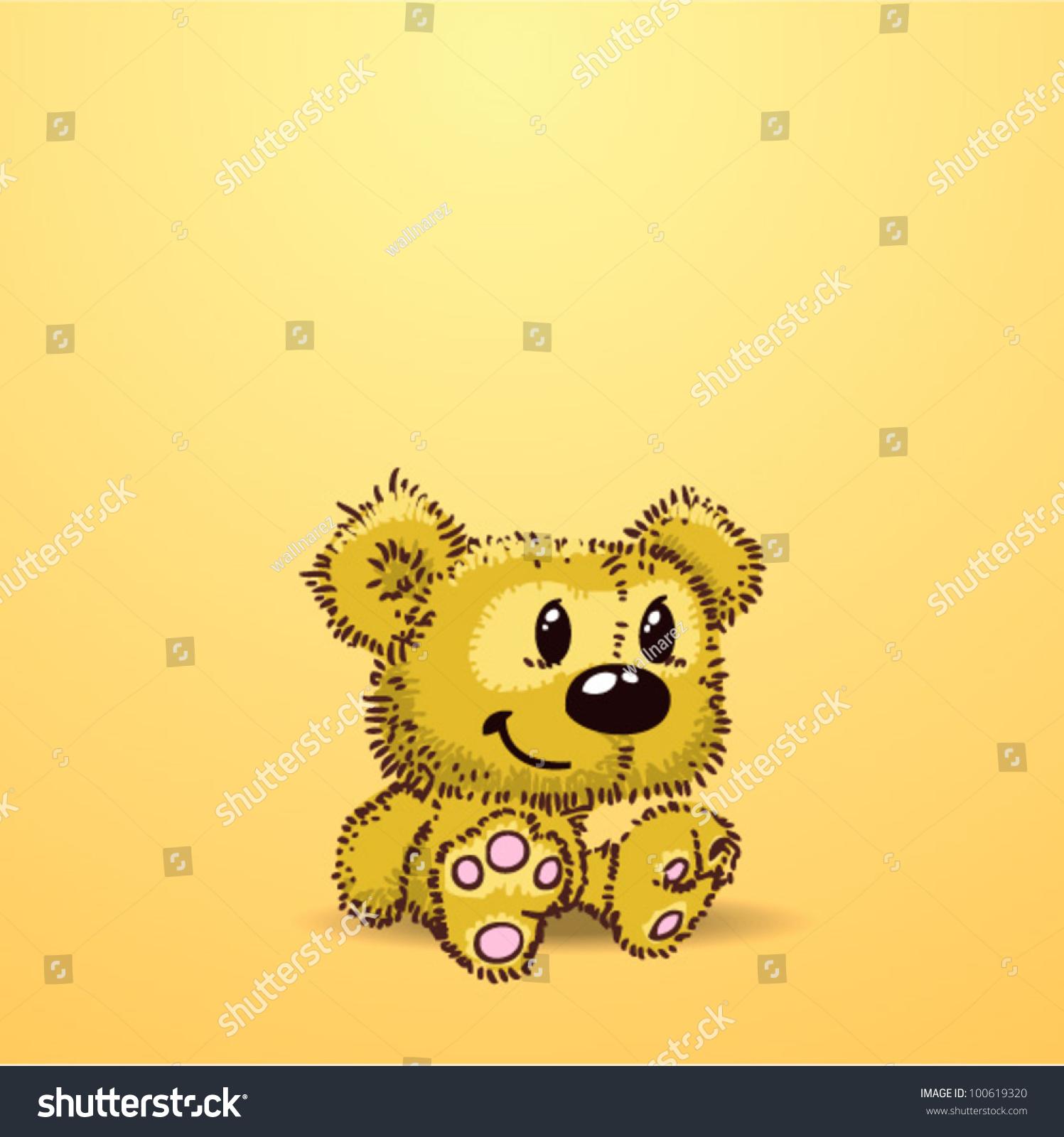 可爱的泰迪熊-艺术,符号/标志-海洛创意(hellorf)