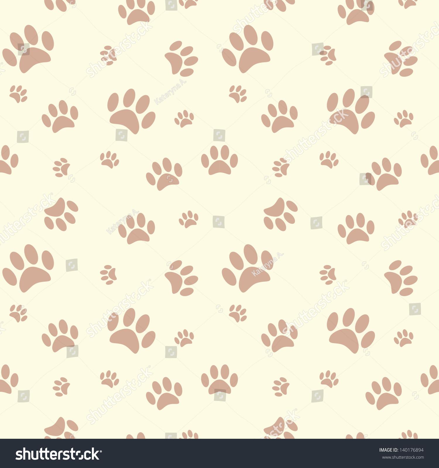 背景,狗爪印和骨骼-动物/野生生物