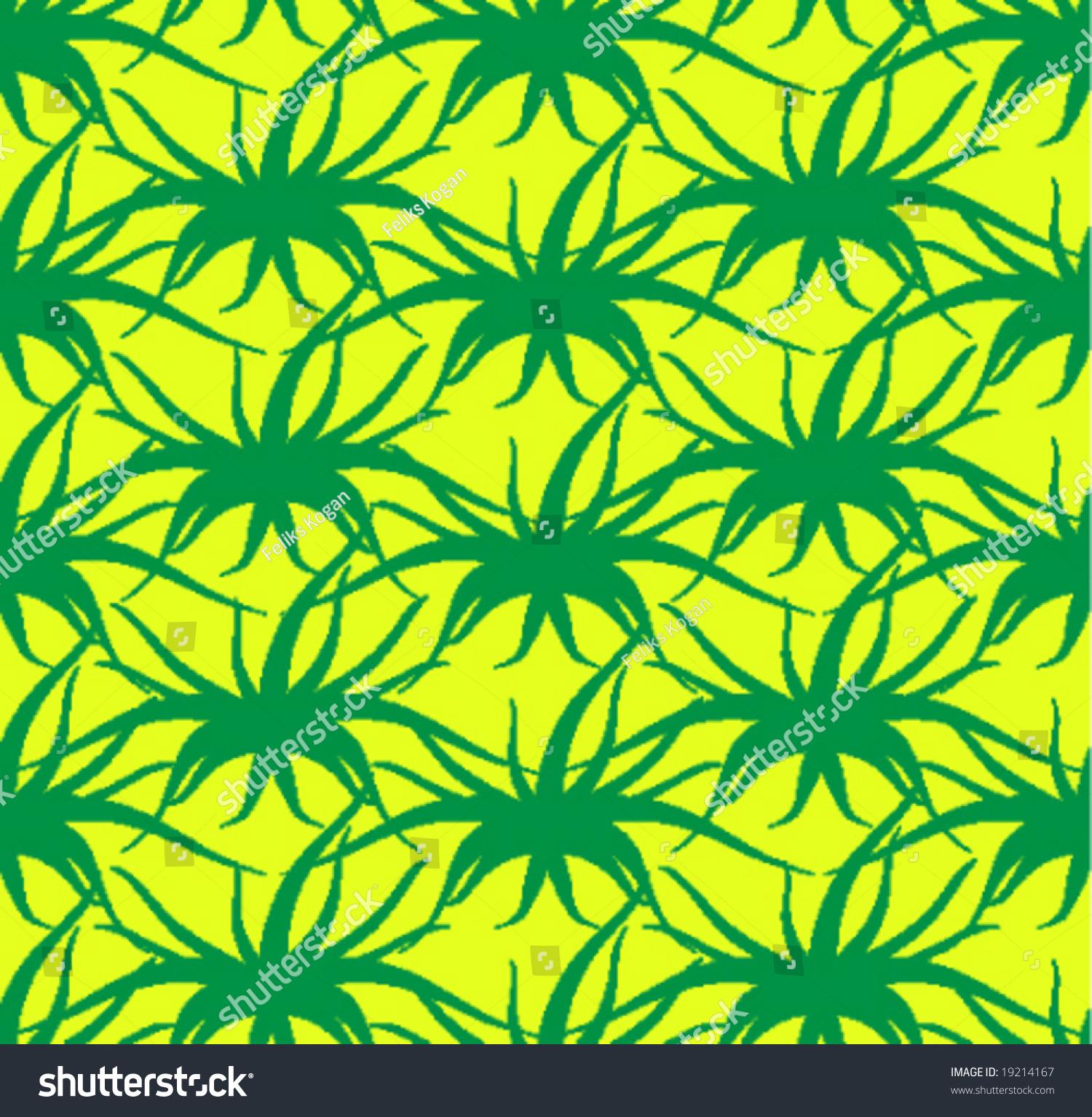 简单t恤手绘图案植物