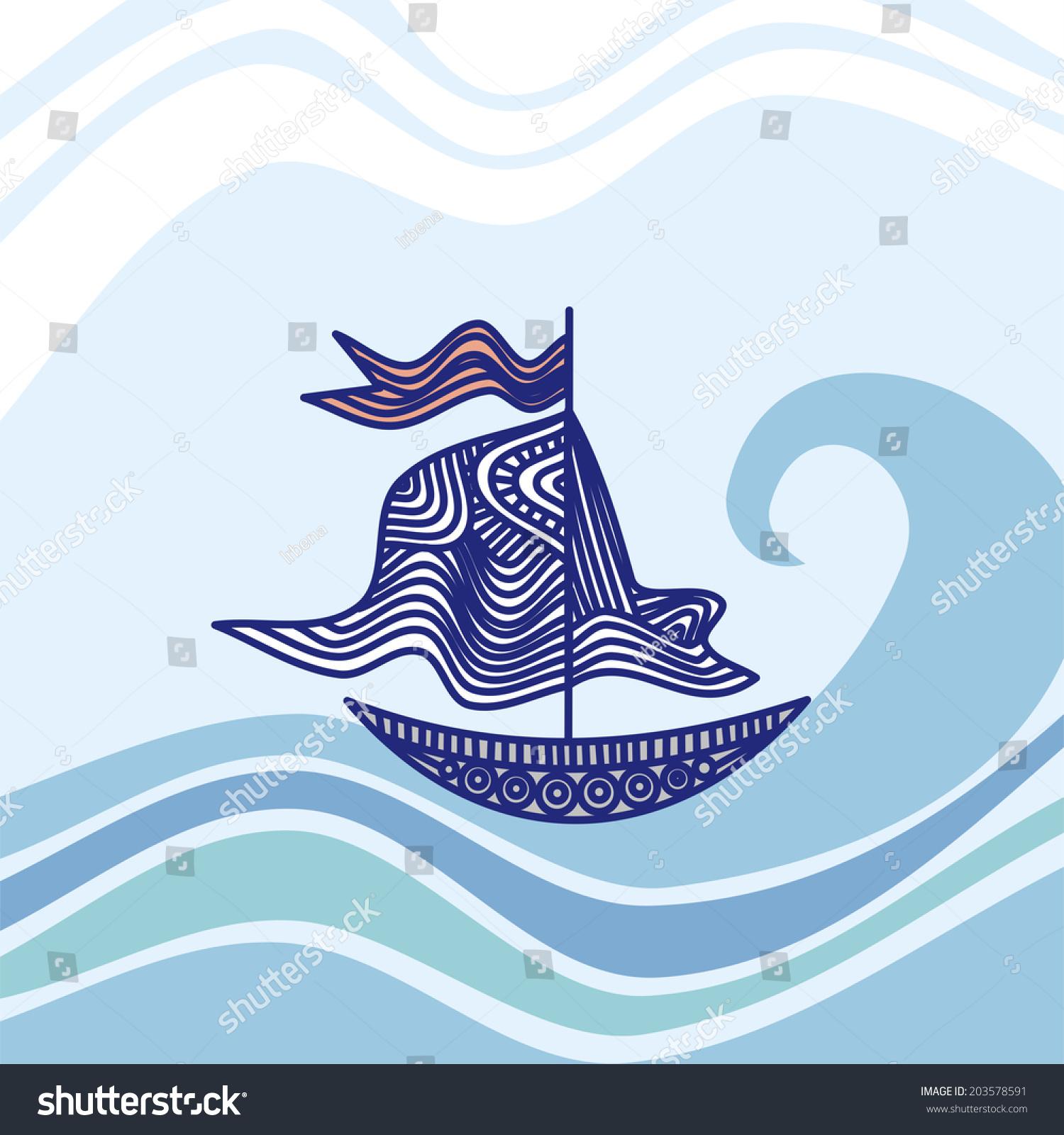 保护海洋招贴设计