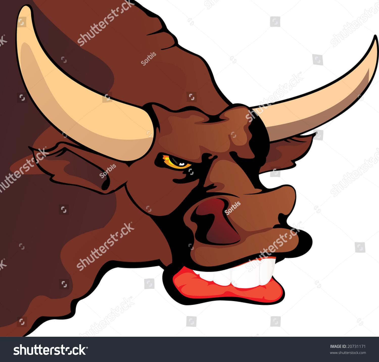 微信头像一个人带公牛