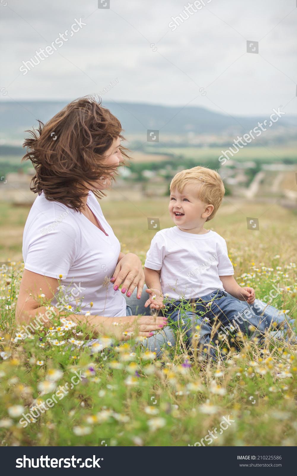 微信头像母亲和孩子