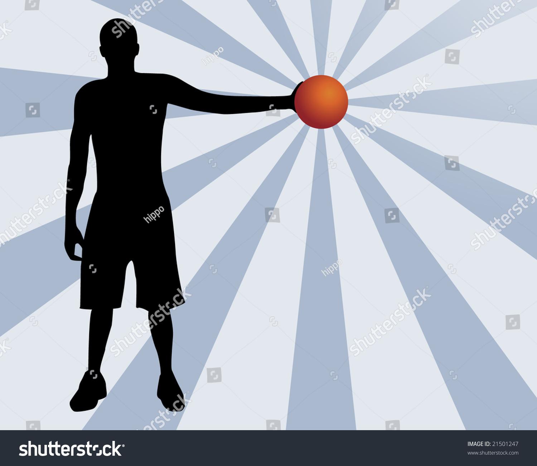 篮球运动员-运动/娱乐活动,背景/素材-海洛创意()-合.
