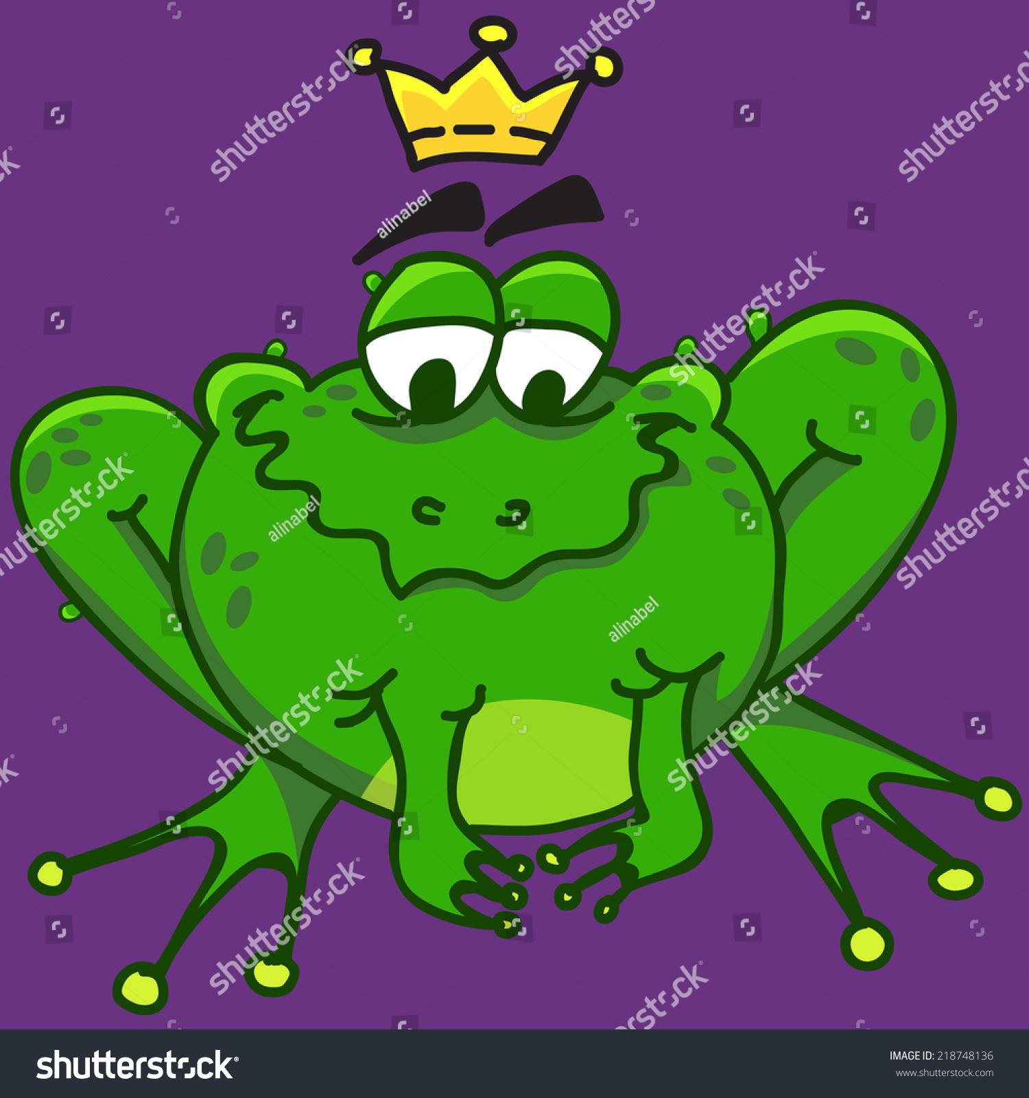 可爱卡通青蛙壁纸