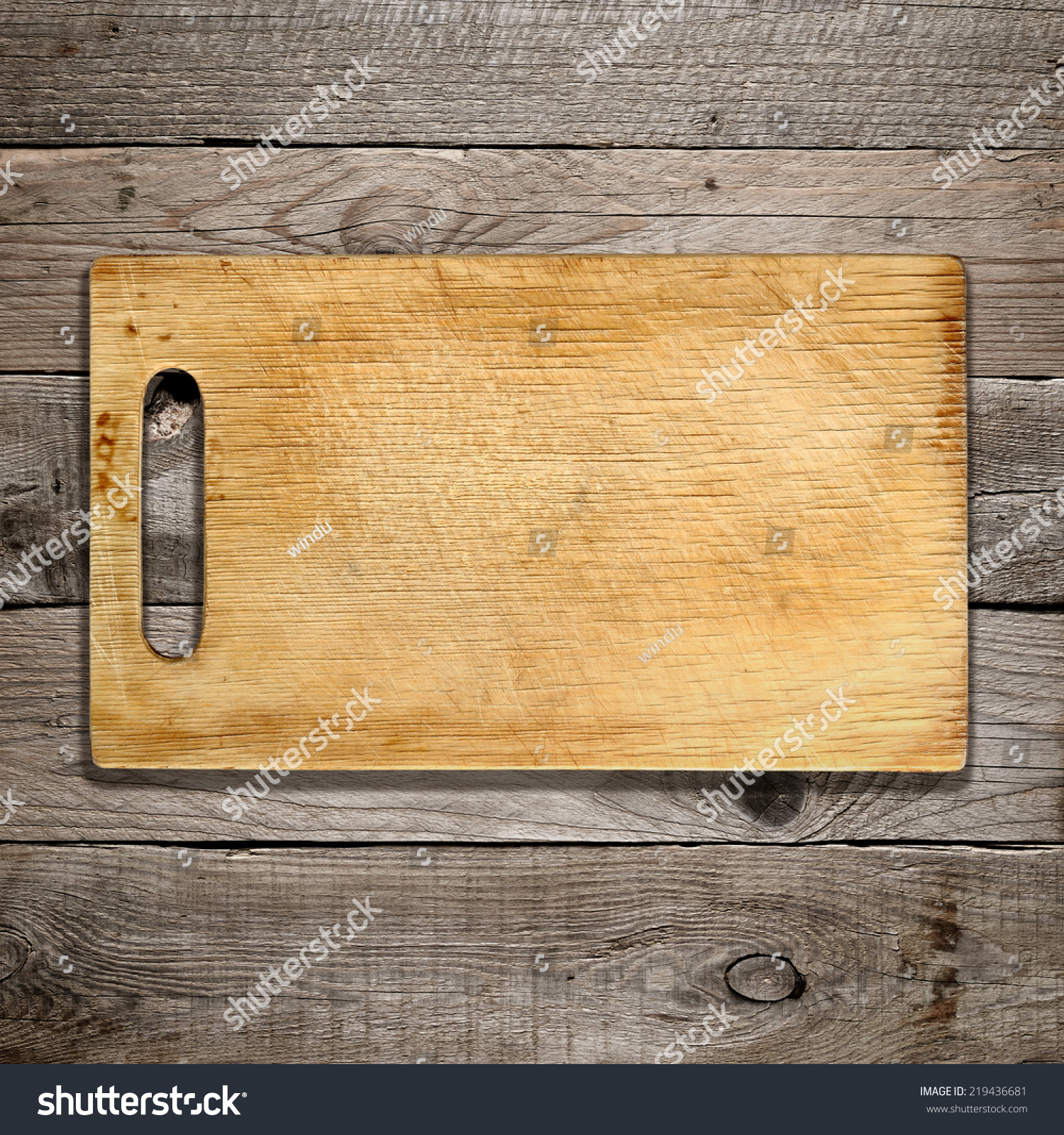 老切菜板木制背景