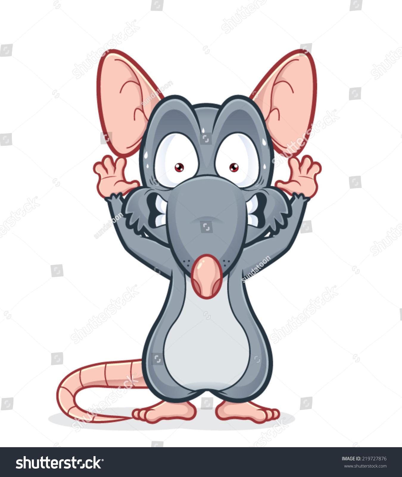 惊吓鼠-动物/野生生物