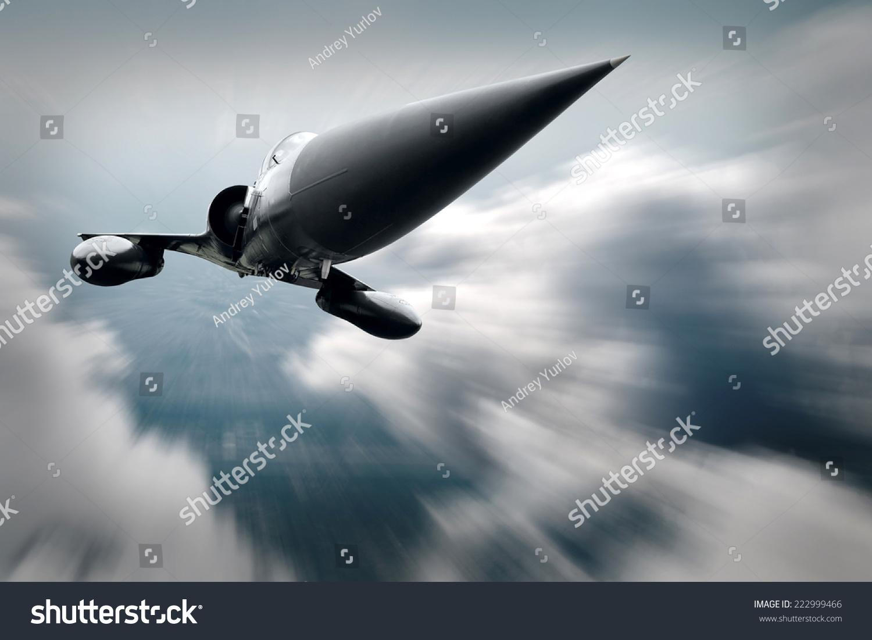 军用飞机在飞行速度上-交通运输