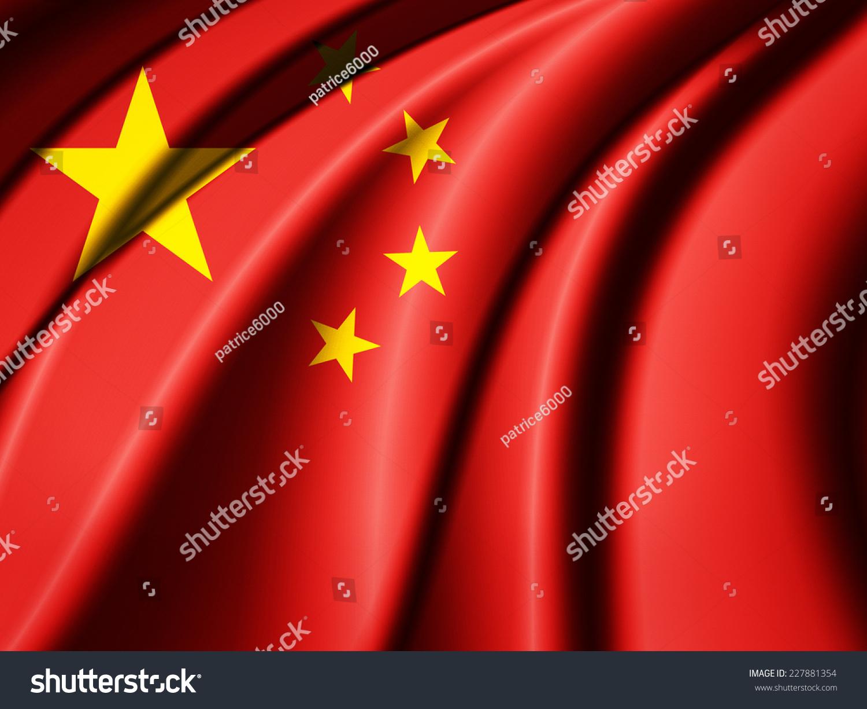 中国国旗-背景/素材,符号/标志-海洛创意(hellorf)