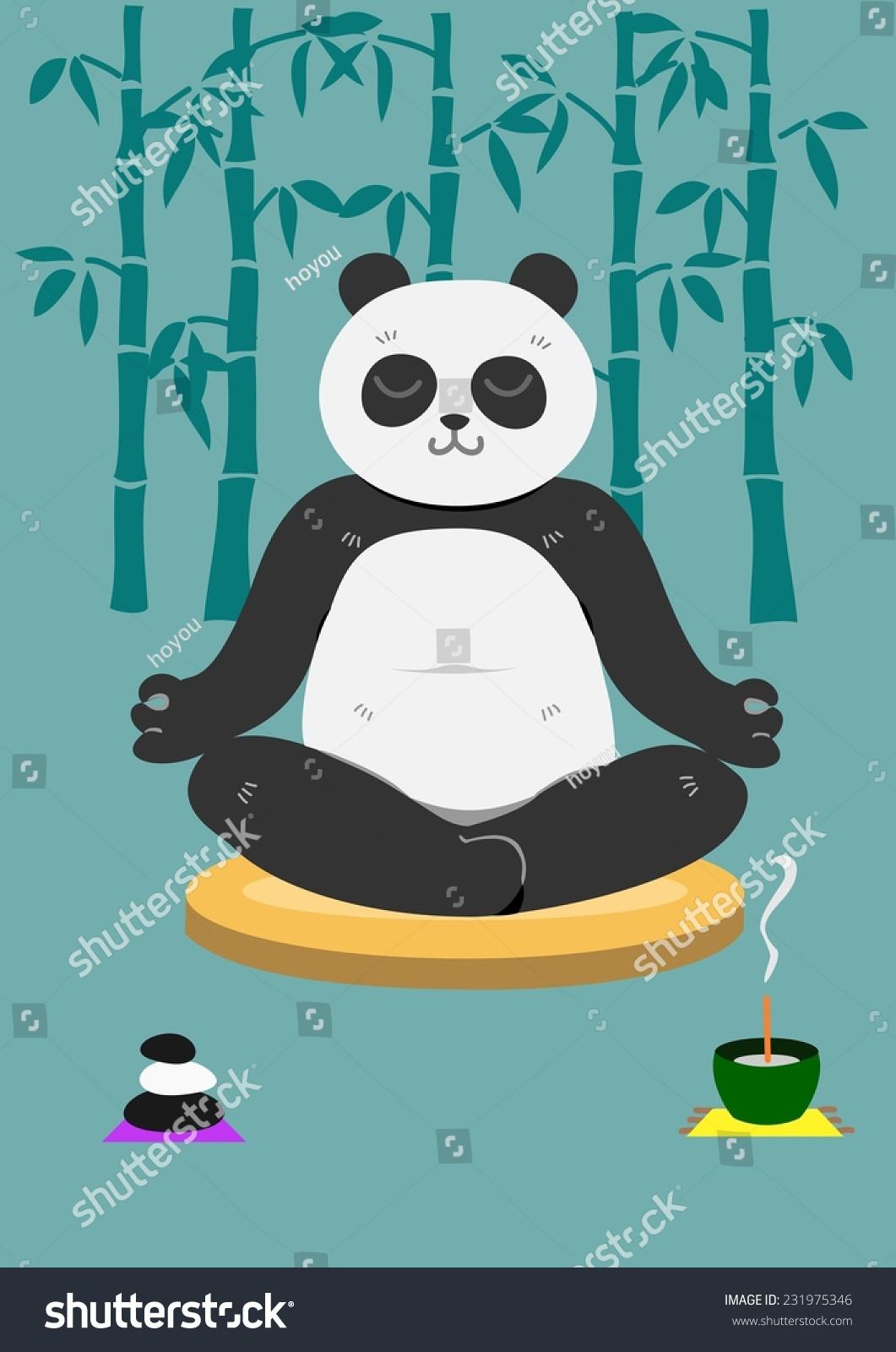 大熊猫-动物/野生生物,抽象-海洛创意(hellorf)-中国