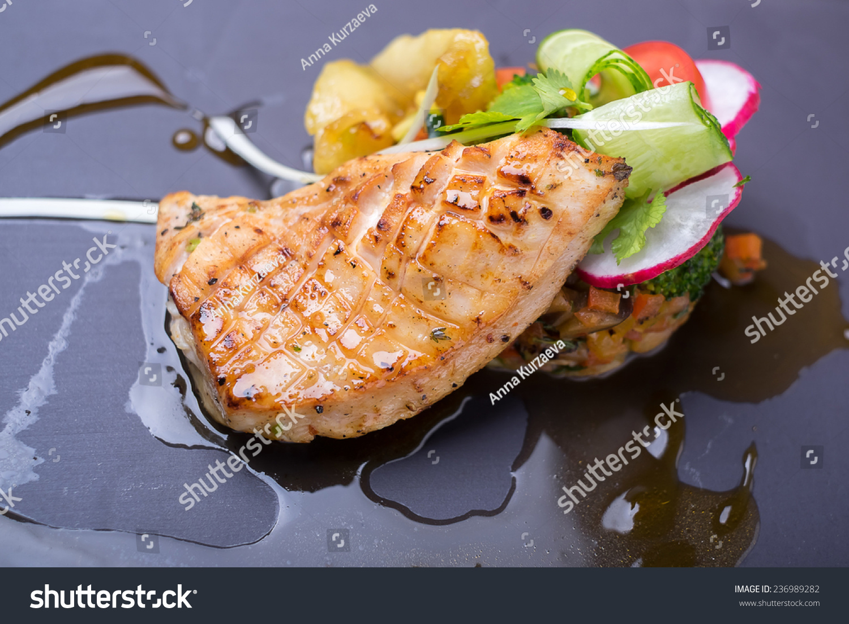 果蔬雕刻图片鱼