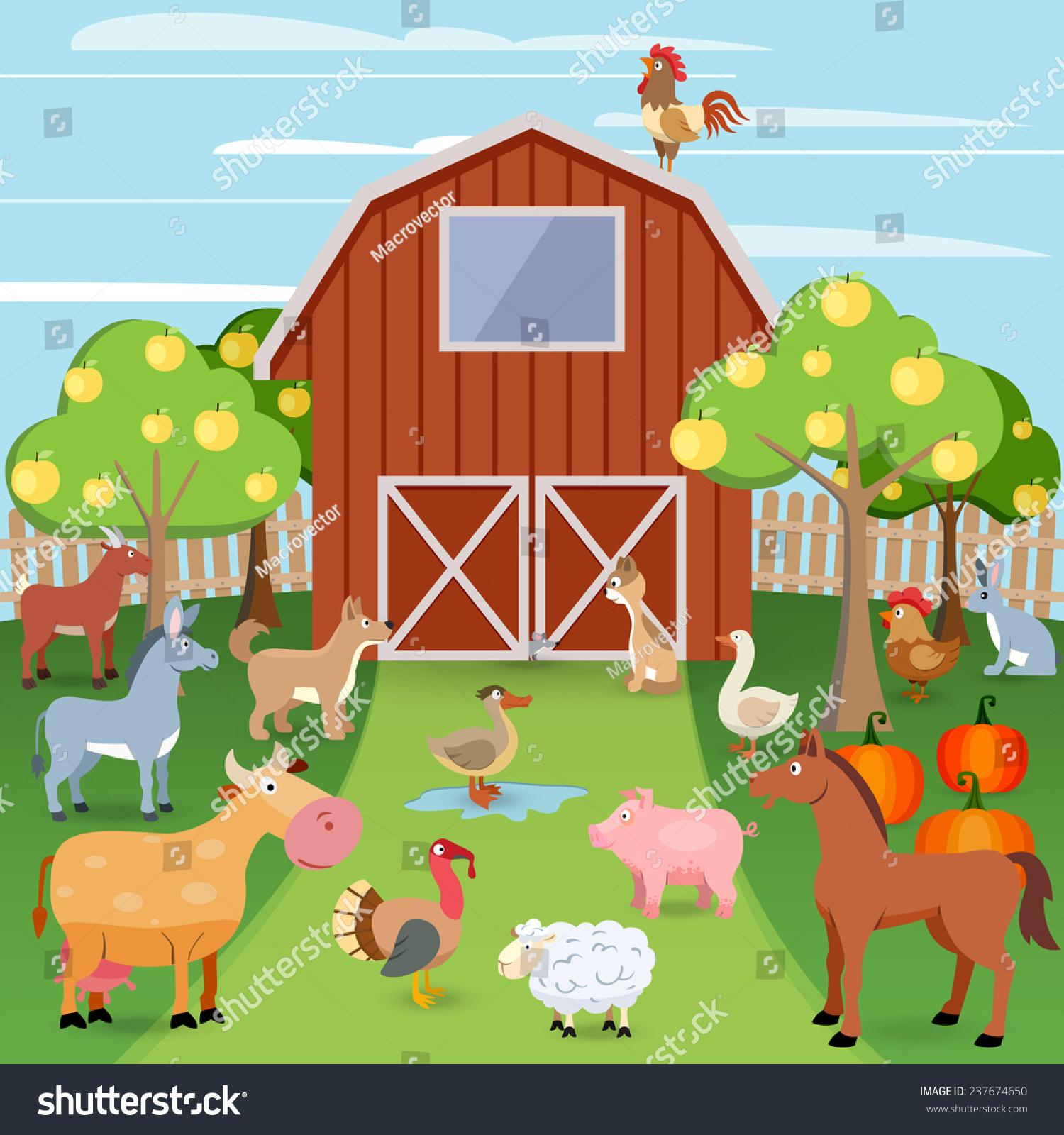 儿童手工制作动物画册