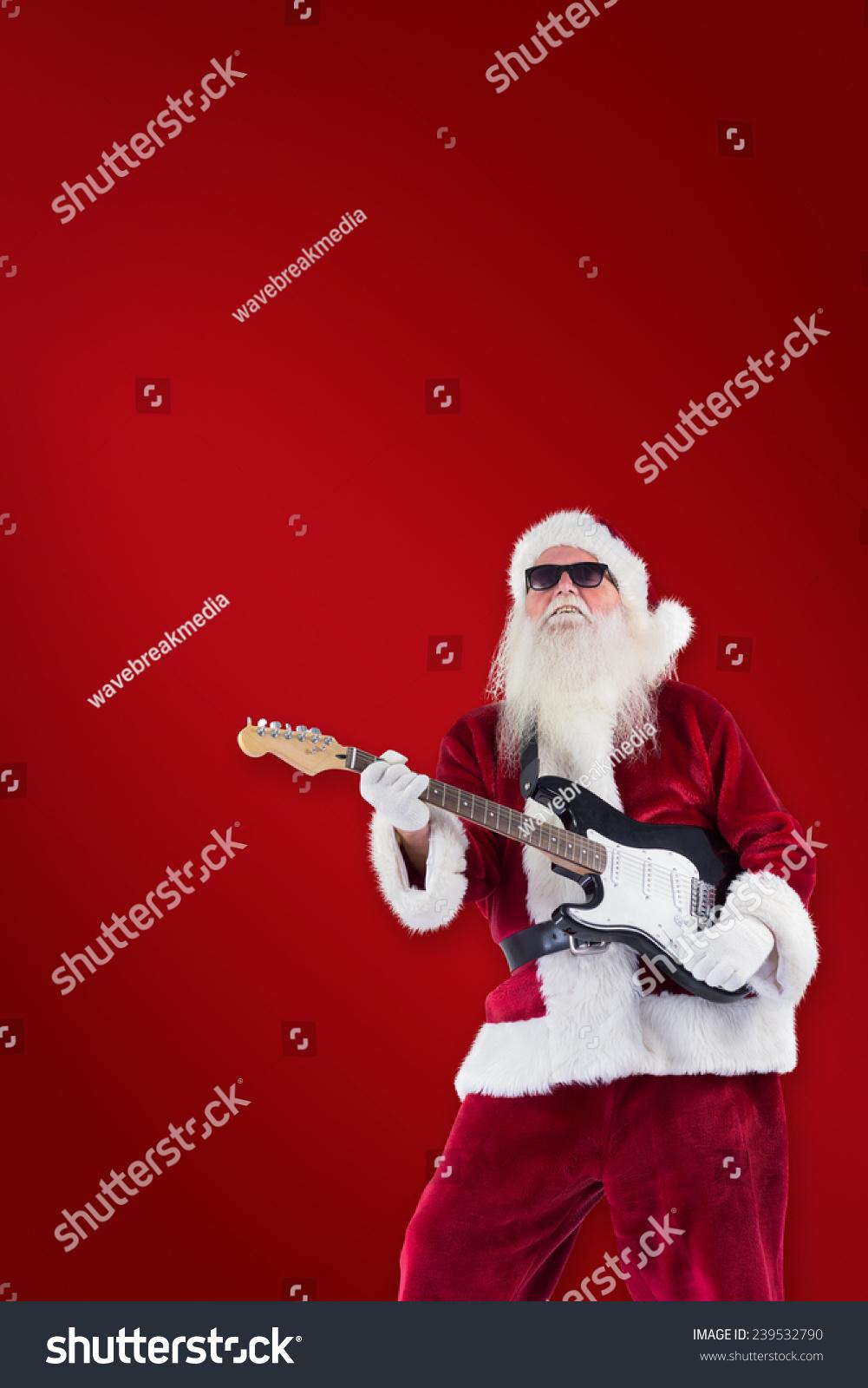ppt背景图片 小动物弹吉他