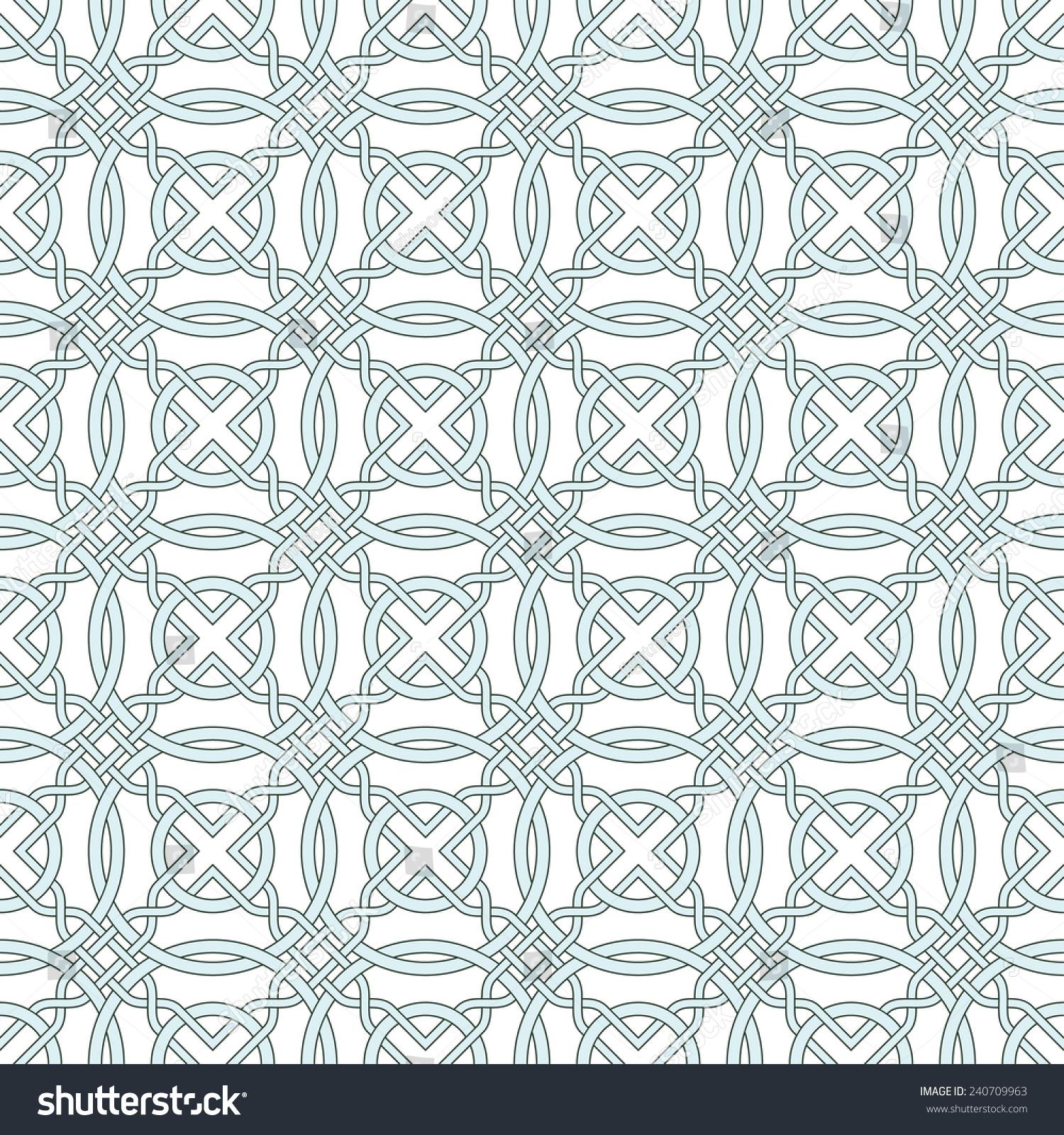 无缝的中世纪风格的背景-背景/素材-海洛创意(hellorf图片