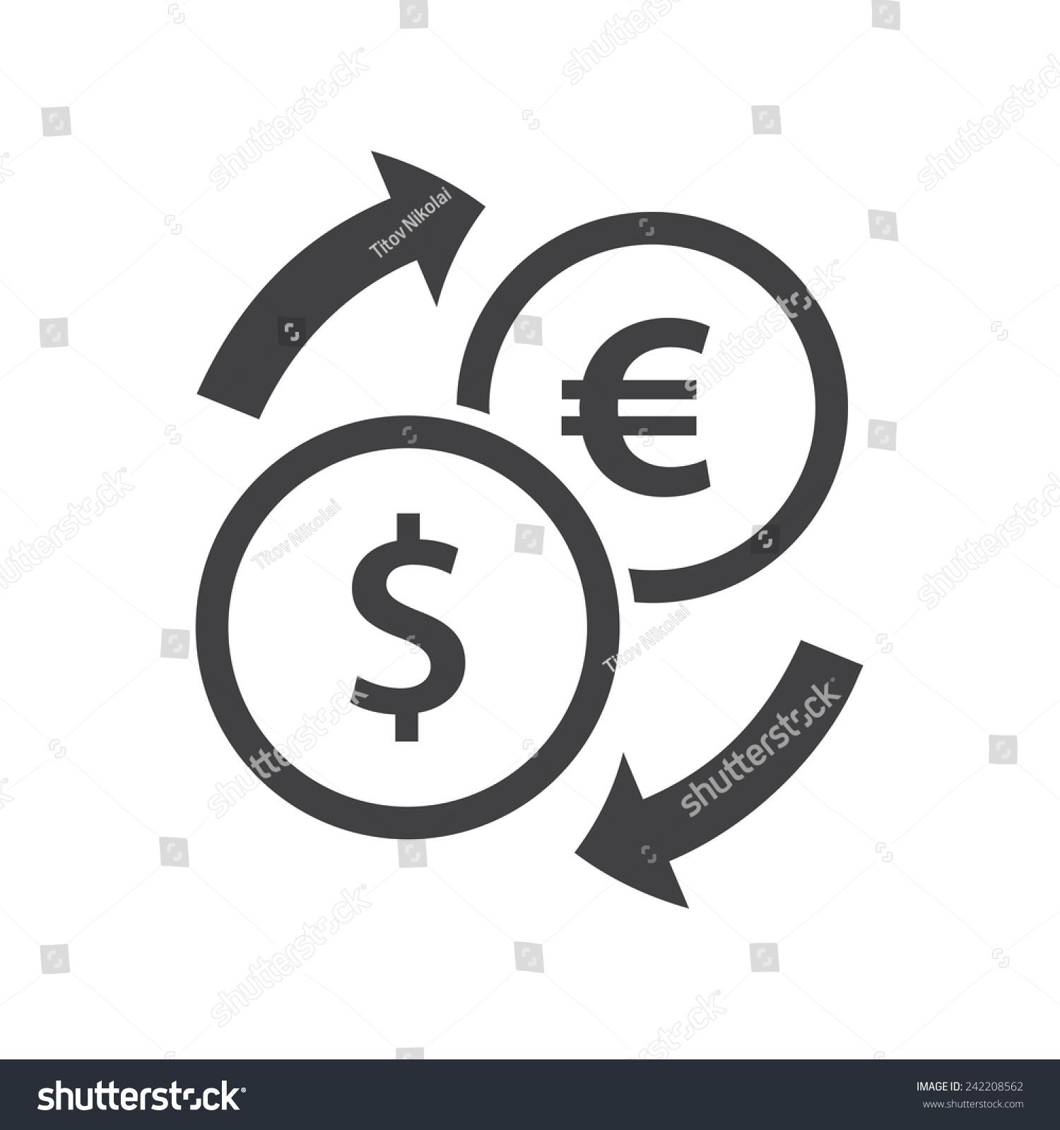 交换图标(平面设计)-商业/金融,符号/标志-海洛创意()