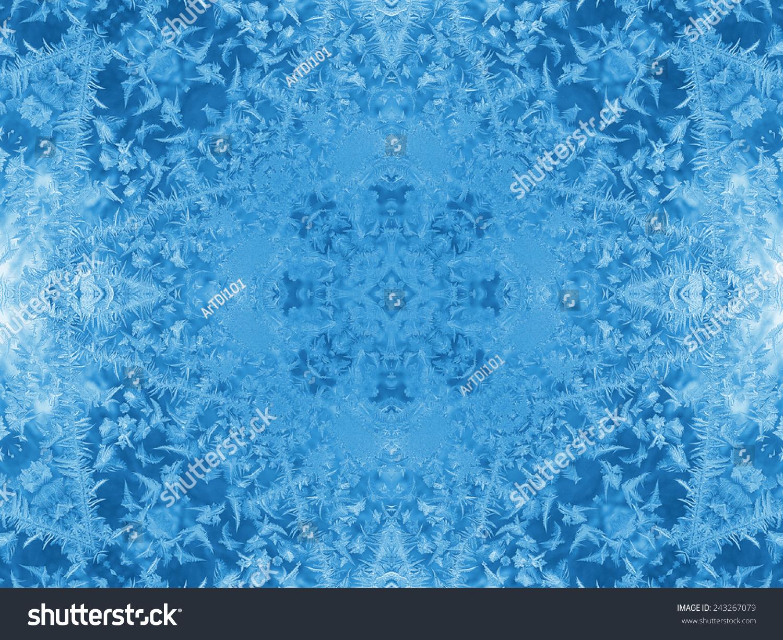 具有同心抽象冰图案的背景-背景/素材,抽象-海洛创意