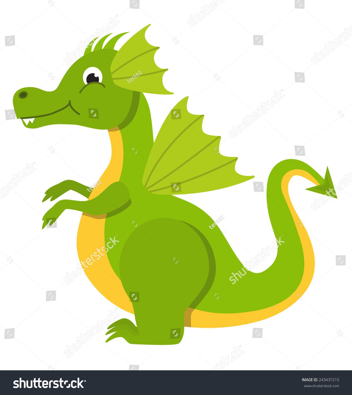 可爱向量龙-动物/野生生物-海洛创意(hellorf)-中国-.