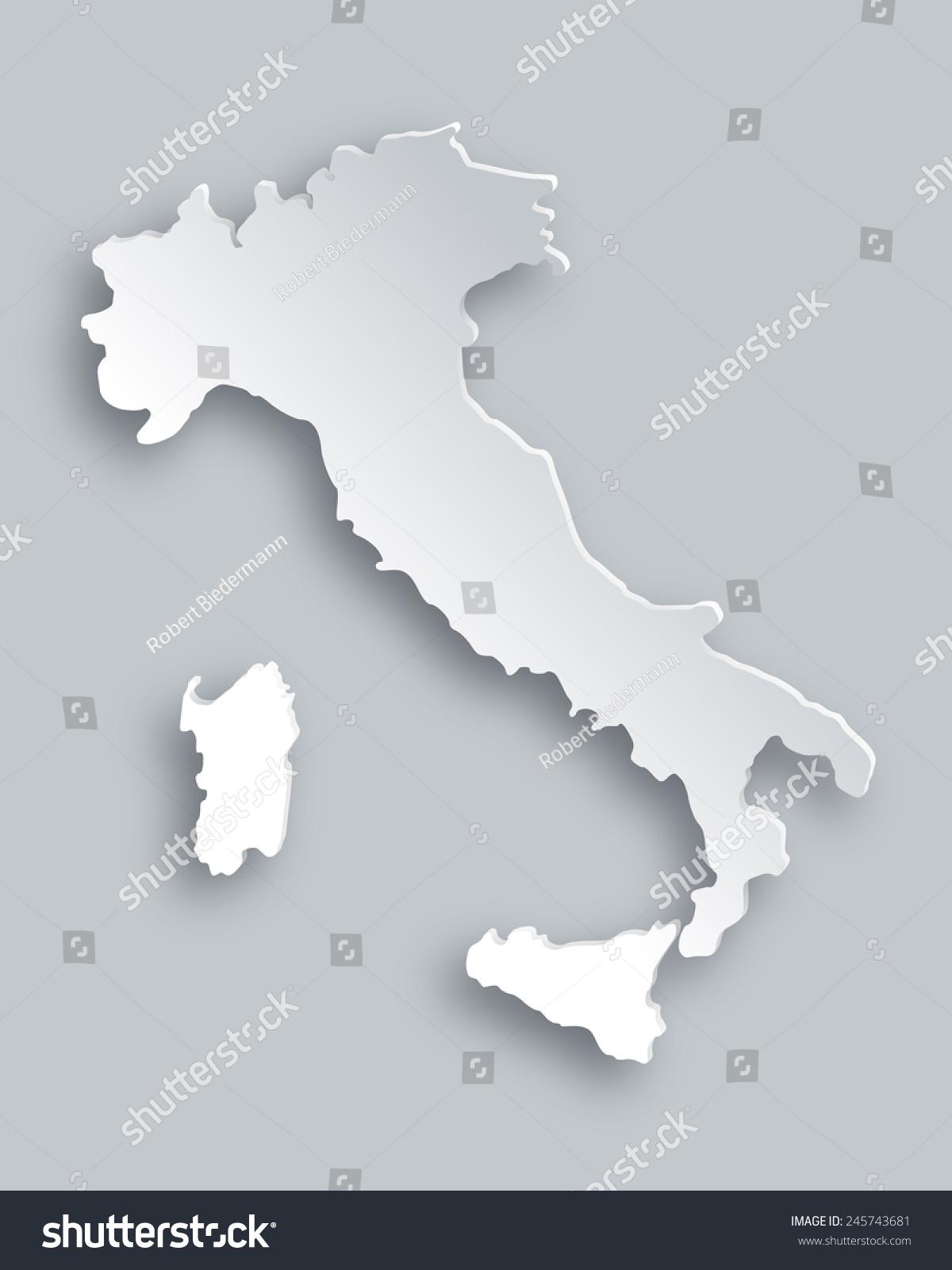 意大利的地图-背景/素材-海洛创意(hellorf)-中国独家