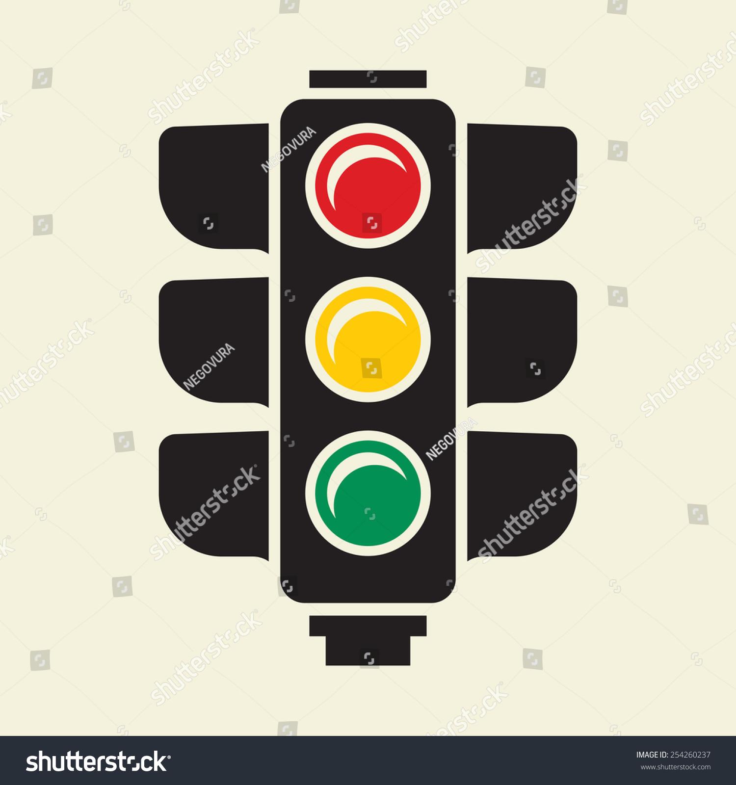 交通灯信号-符号/标志-海洛创意(hellorf)-中国独家