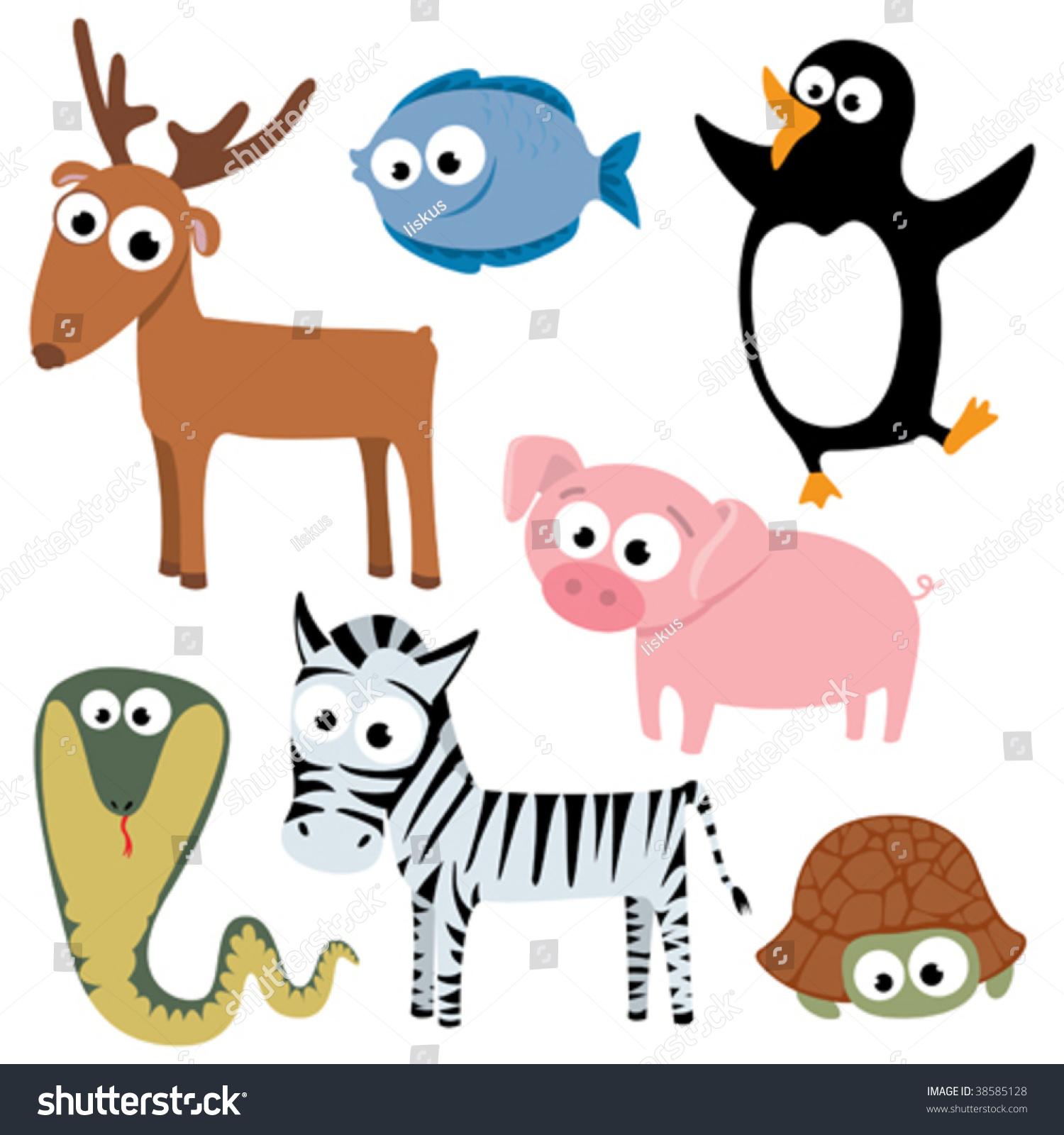 收集可爱的动物