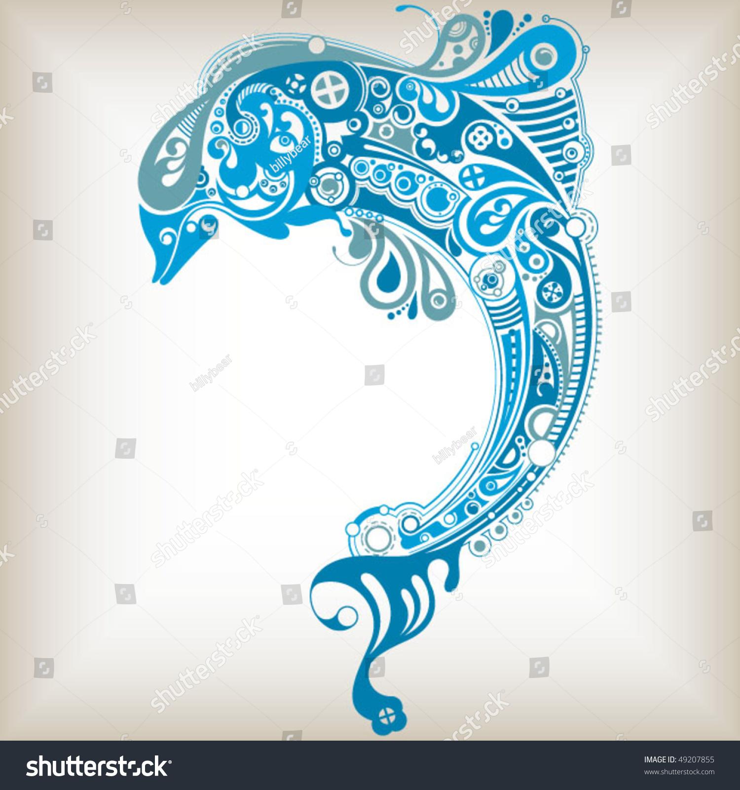 海豚皮肤结构图