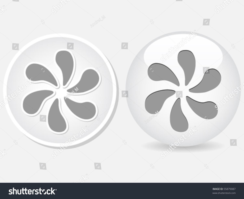 中国风扇面kt创意设计