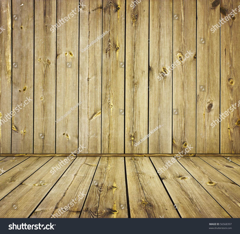 的木板墙上背景-编辑,复古风格-海洛创意(hellorf)
