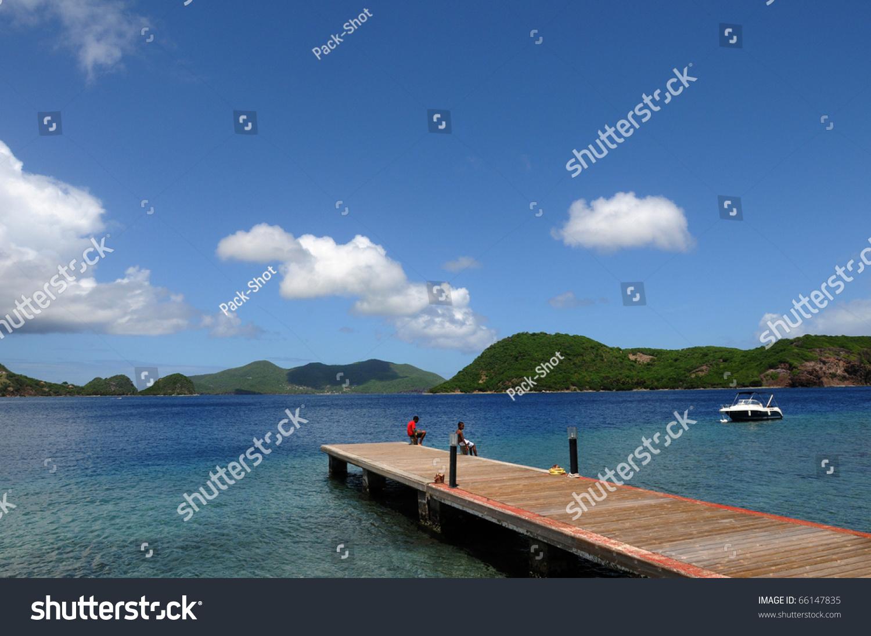 法国,莱斯桑特岛瓜德罗普岛-建筑物/地标,交通运输-()