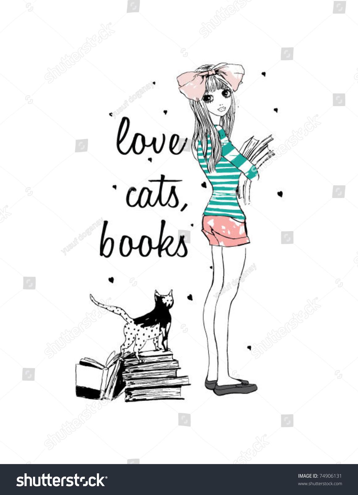 图书猫时尚女郎-美容/时装服饰