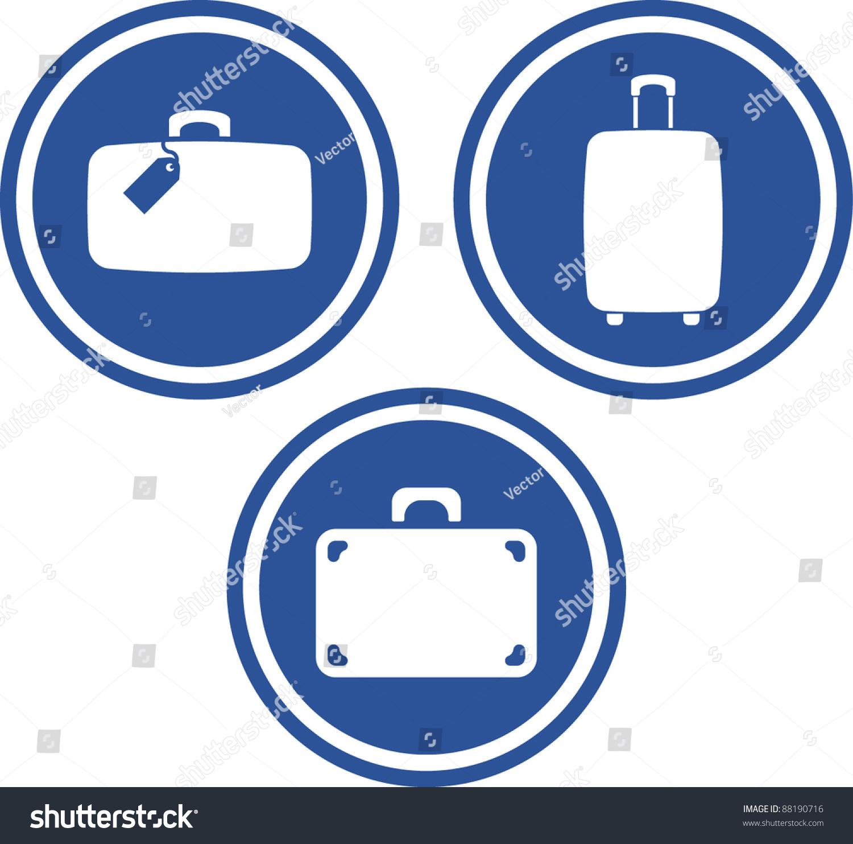 ppt旅游素材小图标