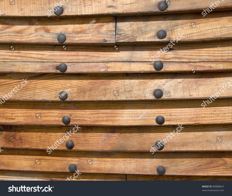 船从木木板条指甲-背景/素材,复古风格-海洛创意()-合