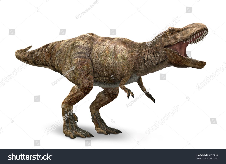 雷克斯霸王龙的咆哮-动物/野生生物,自然-海洛创意()