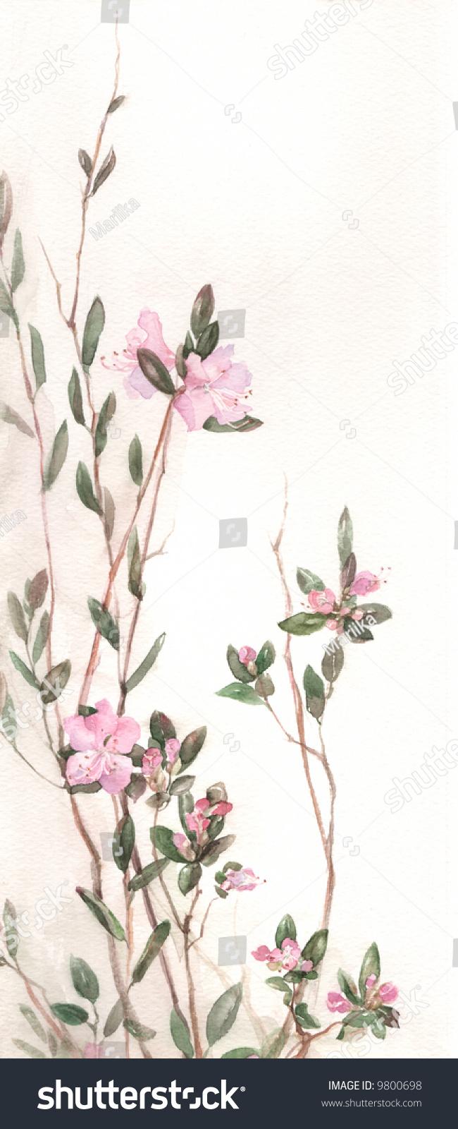 茶叶销售手绘海报